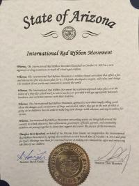 MLMP Proclamation from State of Arizona