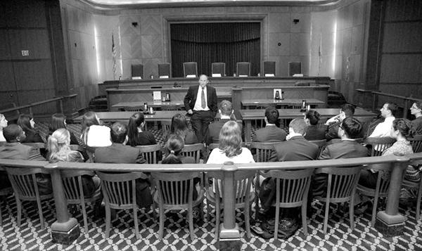 Judicial Court Staff My Life My Power